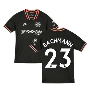 2019-2020 Chelsea Third Nike Football Shirt (Kids) (Bachmann 23)