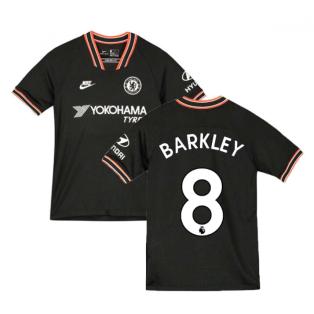 2019-2020 Chelsea Third Nike Football Shirt (Kids) (Barkley 8)