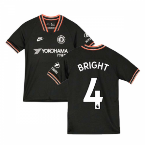 2019-2020 Chelsea Third Nike Football Shirt (Kids) (Bright 4)