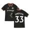 2019-2020 Chelsea Third Nike Football Shirt (Kids) (Emerson 33)