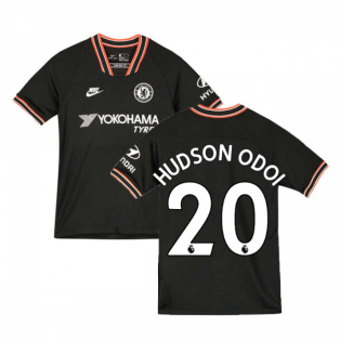2019-2020 Chelsea Third Nike Football Shirt (Kids) (Hudson Odoi 20)