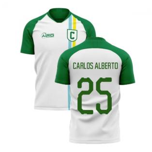 2019-2020 Cosmos Home Concept Shirt (Carlos Alberto 25)