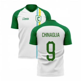 2019-2020 Cosmos Home Concept Shirt (Chinaglia 9)