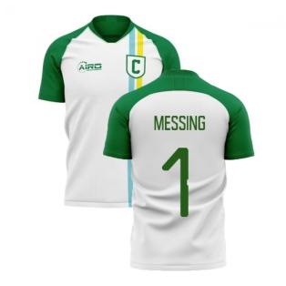 2019-2020 Cosmos Home Concept Shirt (Messing 1)
