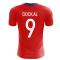 2020-2021 Czech Republic Home Concept Football Shirt (DOCKAL 9)