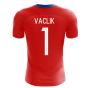 2020-2021 Czech Republic Home Concept Football Shirt (VACLIK 1)