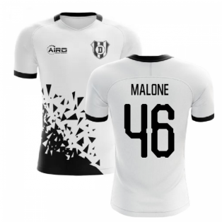 2019-2020 Derby Home Concept Football Shirt (Malone 46)