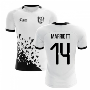 2019-2020 Derby Home Concept Football Shirt (Marriott 14)