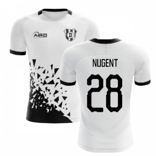 2019-2020 Derby Home Concept Football Shirt (Nugent 28)