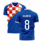 2019-2020 Dinamo Zagreb Home Concept Shirt (Hajrovic 8)