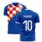 2019-2020 Dinamo Zagreb Home Concept Shirt (Ivanusec 10)