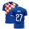 2019-2020 Dinamo Zagreb Home Concept Shirt (Mora 27)