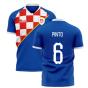 2019-2020 Dinamo Zagreb Home Concept Shirt (Pinto 6)