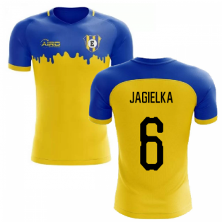 2020-2021 Everton Away Concept Football Shirt (JAGIELKA 6)