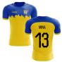 2020-2021 Everton Away Concept Football Shirt (MINA 13)