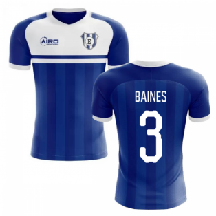 2020-2021 Everton Home Concept Football Shirt (BAINES 3)