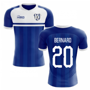 2020-2021 Everton Home Concept Football Shirt (BERNARD 20)