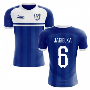 2020-2021 Everton Home Concept Football Shirt (JAGIELKA 6)