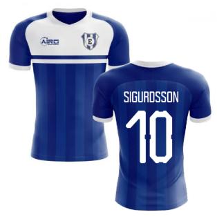 2020-2021 Everton Home Concept Football Shirt (SIGURDSSON 10)