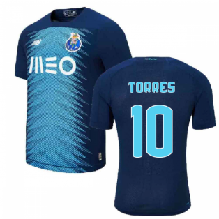 2019-2020 FC Porto Third Football Shirt (Torres 10)