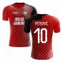 2019-2020 Flamengo Home Concept Football Shirt (Petkovic 10)