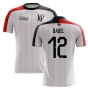 2020-2021 Fulham Home Concept Football Shirt (Babel 12)