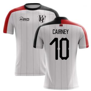 2019-2020 Fulham Home Concept Football Shirt (Cairney 10) - Kids