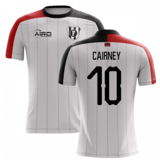 2020-2021 Fulham Home Concept Football Shirt (Cairney 10)