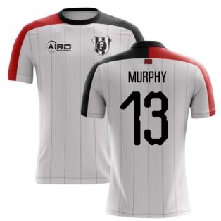 2020-2021 Fulham Home Concept Football Shirt (Murphy 13)