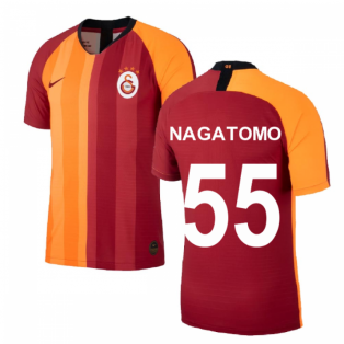 2019-2020 Galatasaray Home Shirt (Kids) (Nagatomo 55)