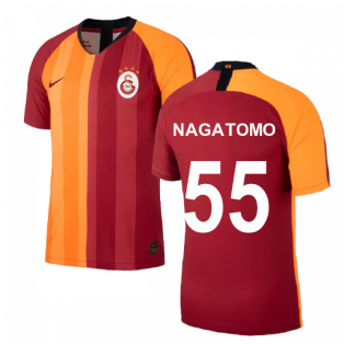 2019-2020 Galatasaray Home Shirt (Nagatomo 55)