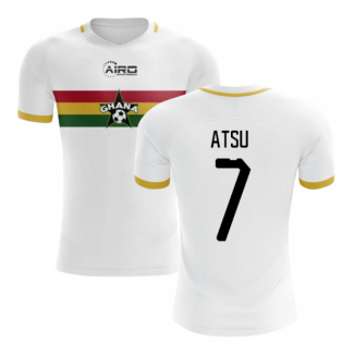 2019-2020 Ghana Away Concept Football Shirt (Atsu 7)