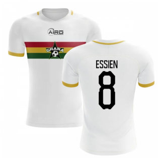 2019-2020 Ghana Away Concept Football Shirt (Essien 8)
