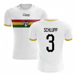 2019-2020 Ghana Away Concept Football Shirt (Schlupp 3)