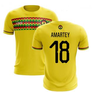 2019-2020 Ghana Third Concept Football Shirt (Amartey 18)