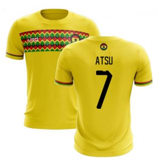 2019-2020 Ghana Third Concept Football Shirt (Atsu 7)