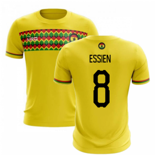 2019-2020 Ghana Third Concept Football Shirt (Essien 8)