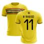 2019-2020 Ghana Third Concept Football Shirt (M. Wakaso 11)