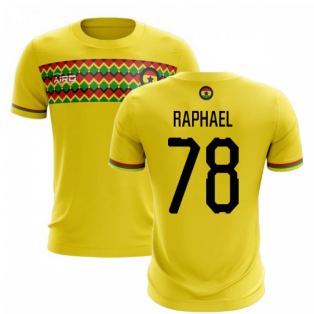 2019-2020 Ghana Third Concept Football Shirt (Raphael 78)