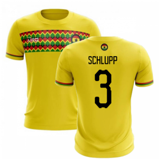 2019-2020 Ghana Third Concept Football Shirt (Schlupp 3)