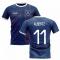 2019-2020 Glasgow Home Concept Football Shirt (ALBERTZ 11)