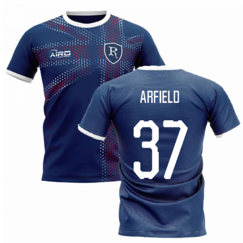2019-2020 Glasgow Home Concept Football Shirt (ARFIELD 37)