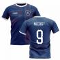 2019-2020 Glasgow Home Concept Football Shirt (MCCOIST 9)