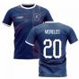 2019-2020 Glasgow Home Concept Football Shirt (MORELOS 20)