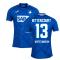 2019-2020 Hoffenheim Joma Home Football Shirt (Kids) (BITTENCOURT 13)