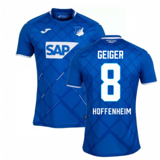 2019-2020 Hoffenheim Joma Home Football Shirt (Kids) (GEIGER 8)
