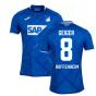 2019-2020 Hoffenheim Joma Home Football Shirt (Kids) (GEIGER 8)