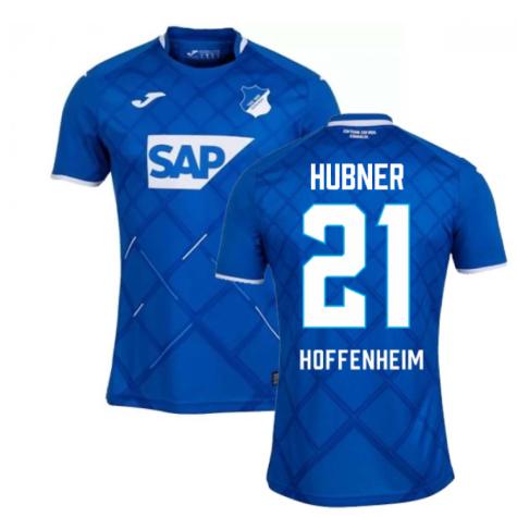 2019-2020 Hoffenheim Joma Home Football Shirt (Kids) (HUBNER 21)