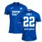 2019-2020 Hoffenheim Joma Home Football Shirt (Kids) (VOGT 22)