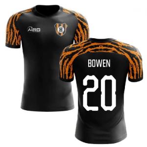 2020-2021 Hull Away Concept Football Shirt (Bowen 20)